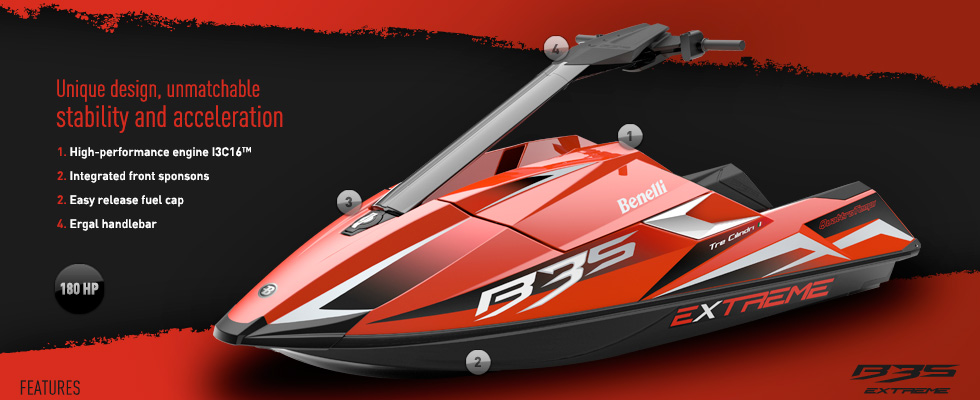 Benelli B3S Extreme Features